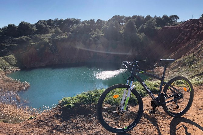 Mountain Bike Adventure: Otranto, the Cava di Bouxite and the Idro Valley