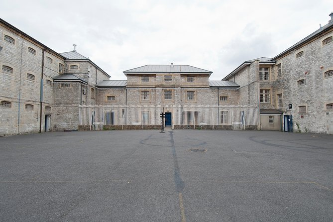 Shepton Mallet Prison Guided Tour