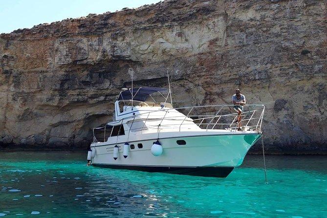 Exclusive Private Boat Charter - Comino, Blue Lagoon & Gozo