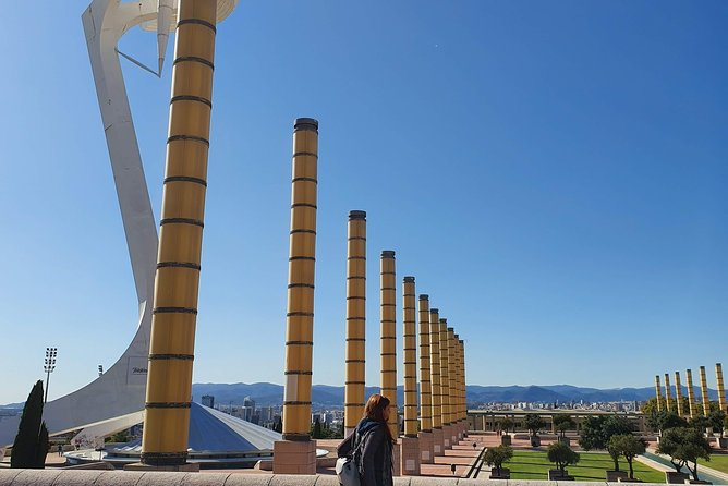 Barcelona Half-day Tour With Local Driver-guide
