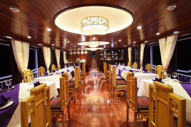 Bai Tu Long Bay 2 Days 1 Night Tour - VIOLA CRUISE photo 9