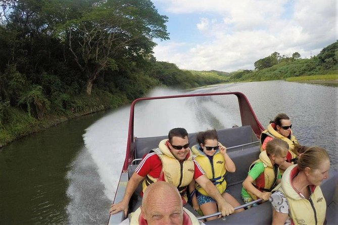 Jet Boat Tour up the Sigatoka River, tour a real Fijian Village & Kava Ceremony