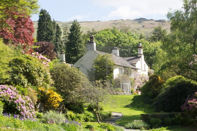 Discovering William Wordsworth: Private, Full Day Tour for 8