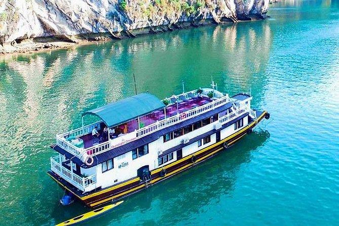 Lan Ha Bay & Cat Ba Island 3 Days 2 Nights (Sunlight Classic Cruise & Hotel)
