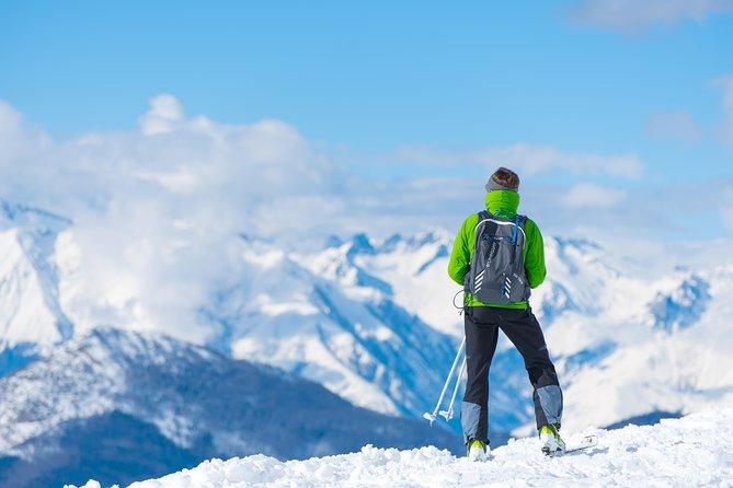 Ski or Snowboard in Andorra 1 day from Barcelona