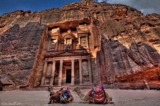 Jordan Horizons Tours : Jordan Short Break Tour for 02 days - 01 Night