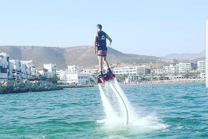 Expérience de Flyboard à agadir