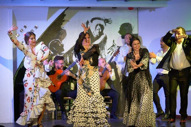 Flamenco Show Admission Ticket at Los Gallos