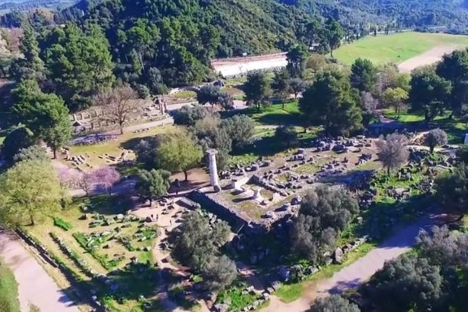 Athens: Olympia, Private Tours (per group 1 to 7 persons)