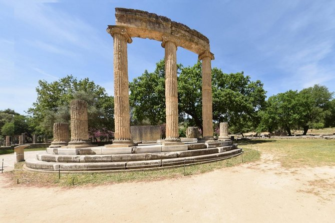 Athens: Olympia, Private Tours (per group 1 to 7 persons) photo 2