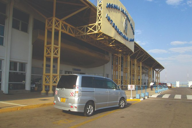 Joshua Mqabuko Nkomo International Airport Shuttle