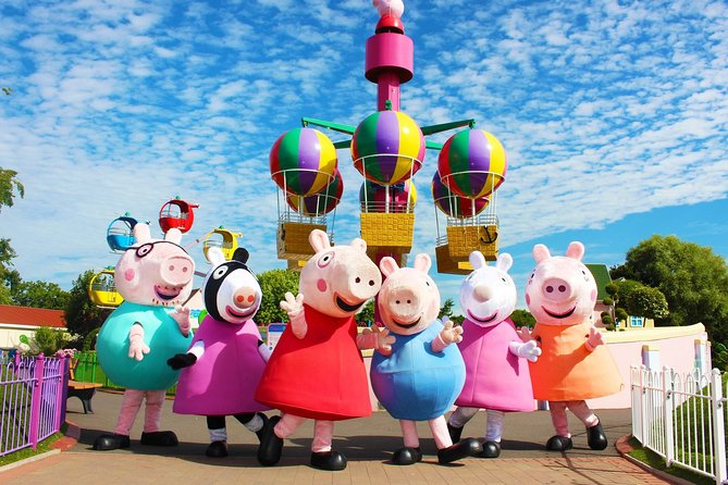 Peppa Pig World with Luxury Coach Travel from London