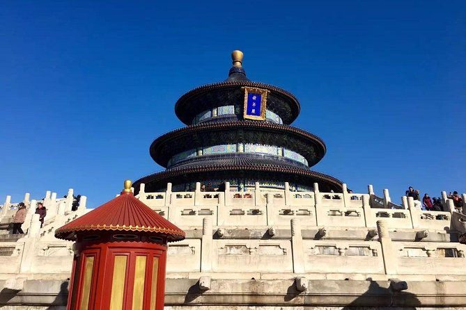 Private Tour-3 Hour Temple of Heaven and Traditional Beijing Hot Pot