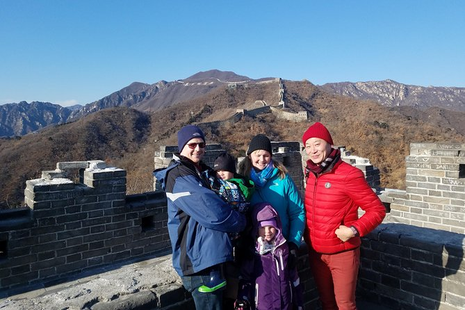 Private tour to Mutianyu Great wall &Summer palace with Lunch and cable car