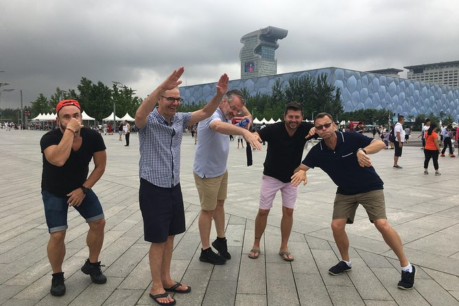 Tianjin Port To Beijing 2 Days Self-Guide Tour with English Speaking Driver
