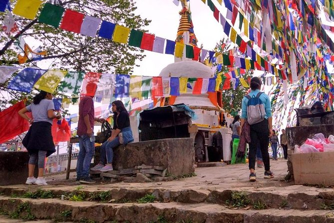 Short hike in Kathmandu : Short hike in Jama Cho Monastry