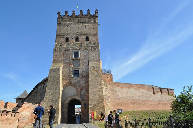 Tunnel of Love, Tarakaniv Fort and Lutsk Private Guided Tour from Kyiv