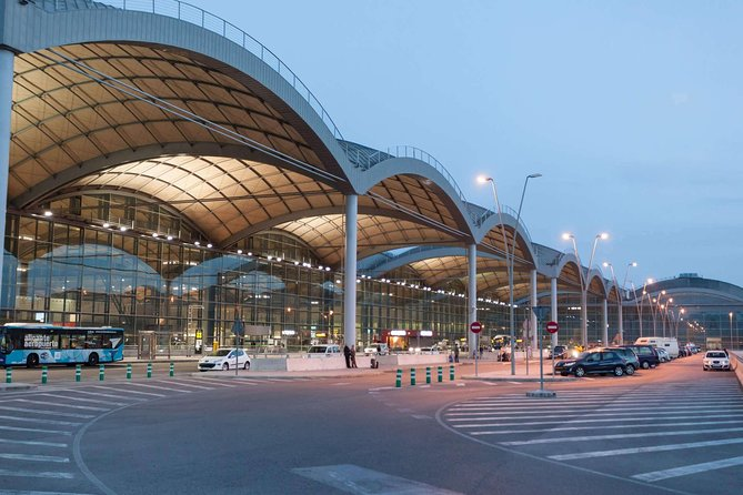 Alicante Elche Airport transfer Alicante Airport to city center