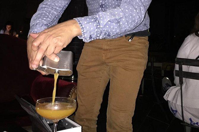 Santiago, Chile Cocktail Tour
