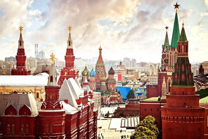 The Best Of Moscow. Private Walking Tour