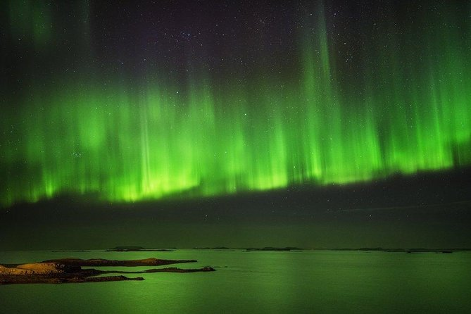 3 Day Northern Lights South Coast Tour (Golden Circle, South Coast, Jökulsárlón)