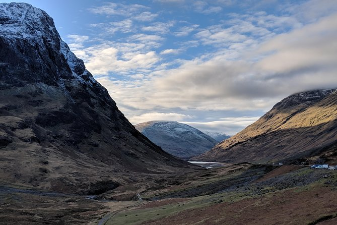Highlands Private One Day Tour of Scotland