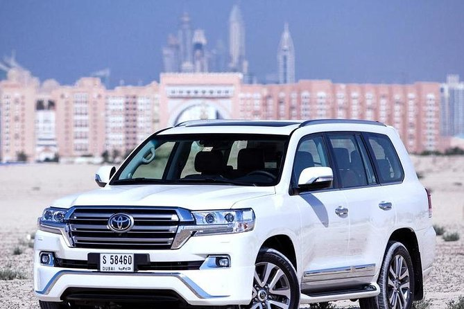 Dubai City tour by Landcruiser with Sharing transfers