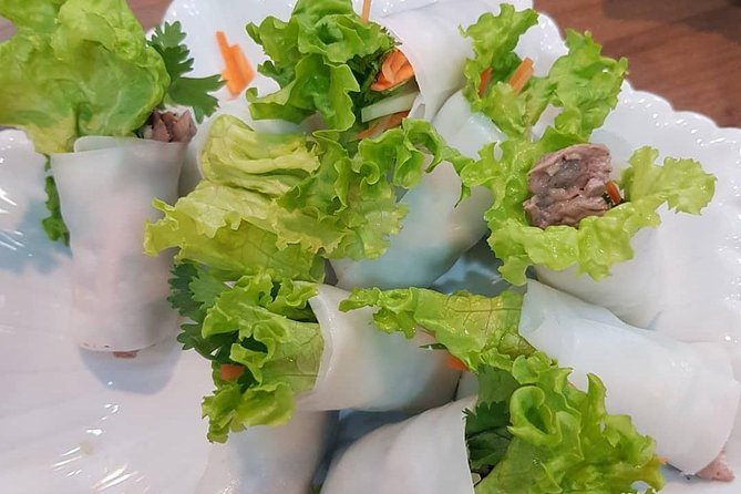 Hanoi daily city tour and cooking class