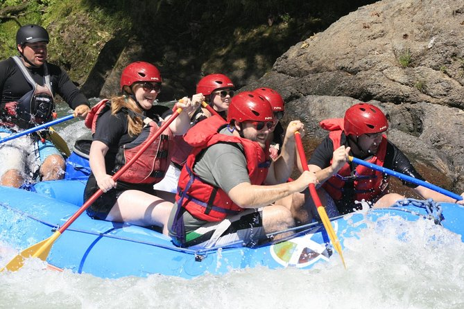 Class III-IV Whitewater Rafting at Pacuare River from Turrialba