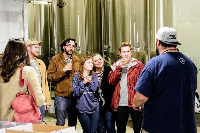 Tour del brunch della birreria di Portland