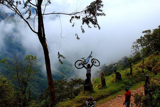 2000m Descent Mountain Biking