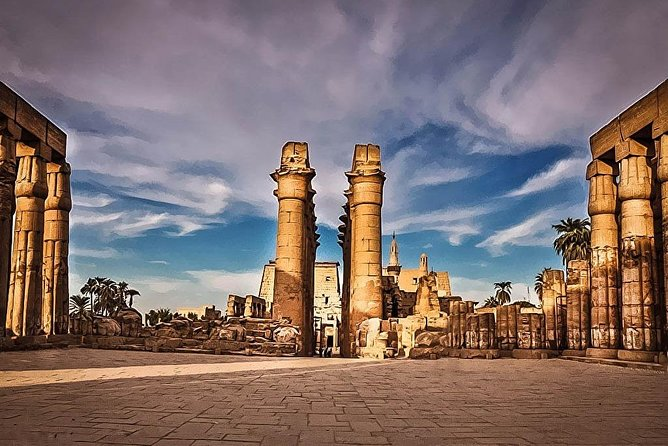 Luxor Valley of the Queens By Private Limo - Hurghada