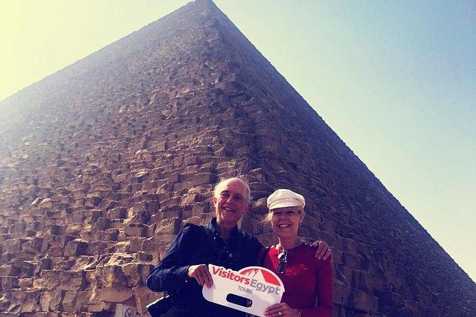 Day Trip at the Pyramids, Memphis, Sakkara