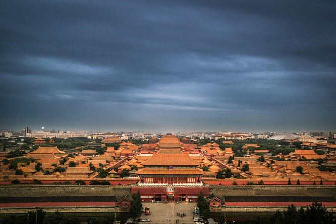 4 Days Beijing Exciting Tour (5-star hotel)