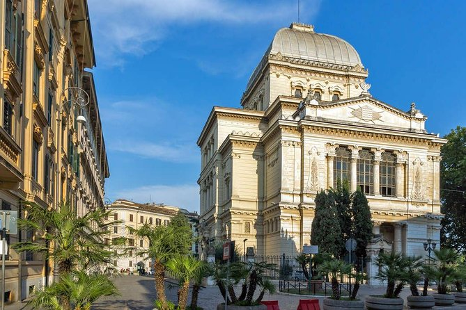 Heart of Ancient Rome: Transtevere and Ghetto