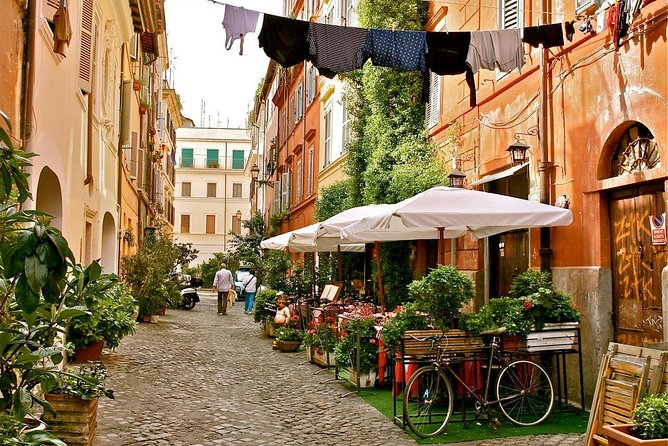 Heart of Ancient Rome: Transtevere and Ghetto photo 3