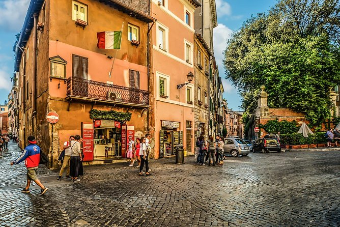 Heart of Ancient Rome: Transtevere and Ghetto photo 12