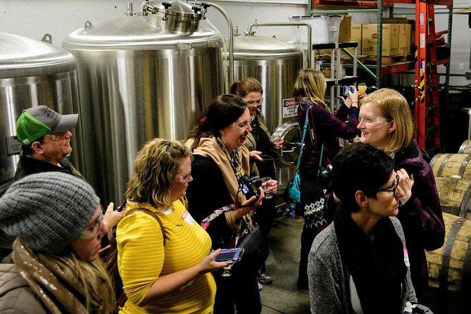 Tørst torsdag kveld bryggeri tur i Portland