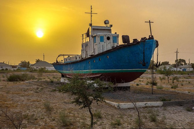 Aral Sea - Lost Paradise