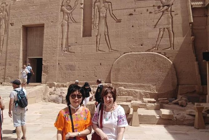 Best Private Guided Day Tour to High Dam, The Obelisk & Philae Temple by Boat.