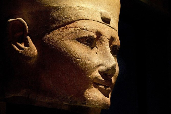 Egyptian Museum in Turin: 1 Day Self-Guided Tour from Milan