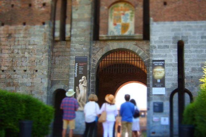 Milan - Last Supper, the Duomo & Sforzesco Castle private tour