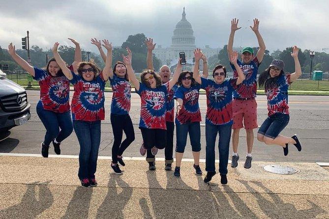 Halbtägige Stadtrundfahrt durch Washington DC mit mehrsprachigem Reiseführer