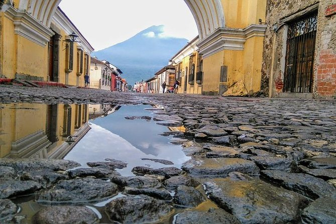 Antigua Guatemala & Surrounding Villas from Guatemala City