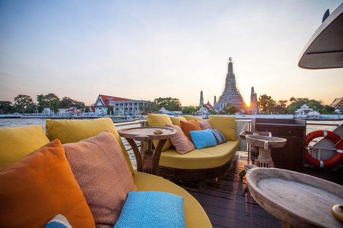 Elegante crociera serale a Bangkok con Supanniga Cruise