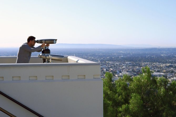 LA Afternoon Tour With Hollywood Sign and Star Homes