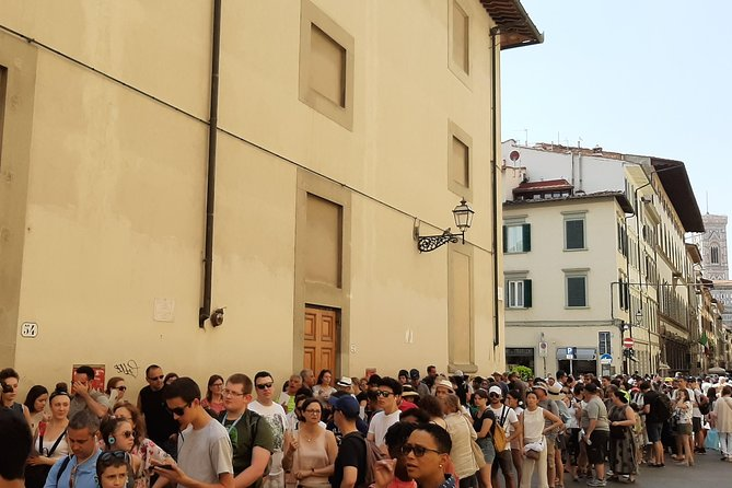 Florence - David & Accademia Gallery private tour with reserved entrance