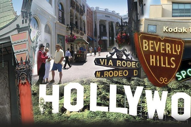 Holiday Special Hollywood and Stars Home Tour (w/No Hotel Pick-up)