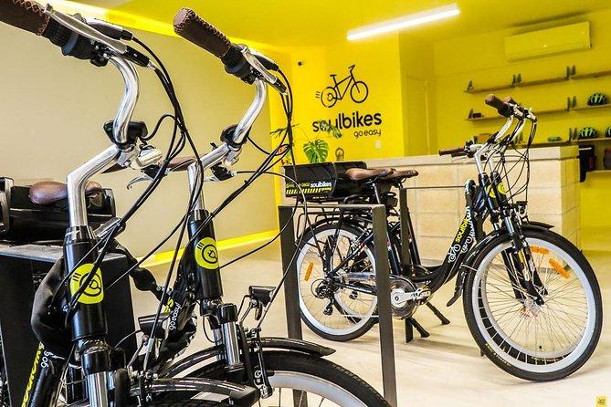 Electric Bike Rental (Half Day, 6 hours)