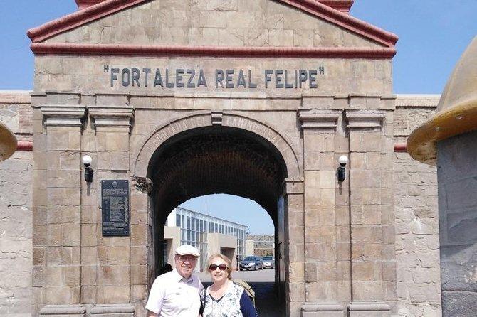 Real Felipe + Submarine Abtao (Callao)